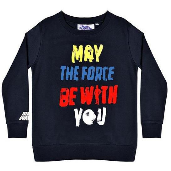 Sweatshirt Star Wars-Fille-FABRIC FLAVOURS-Maralex Paris