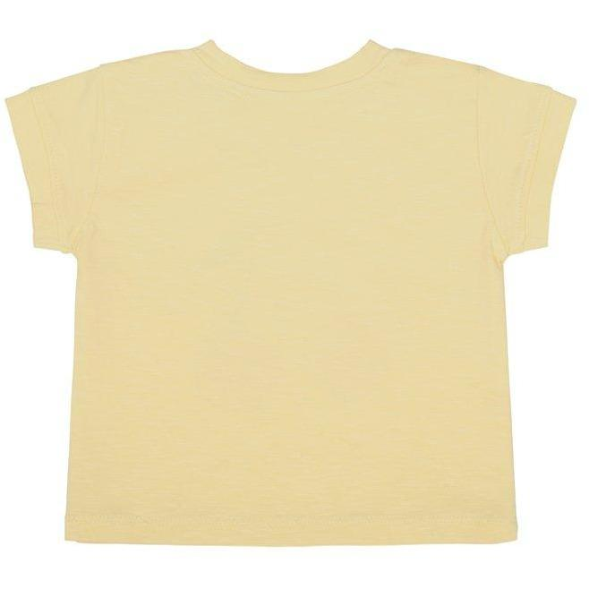 T-shirt Nelly Jaune-A trier FASTMAG-SOFT GALLERY-Maralex Paris