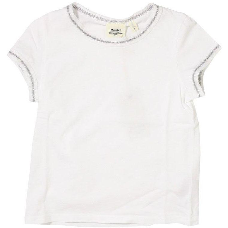 T-shirt Tremplin-Fille-HARTFORD-Maralex Paris