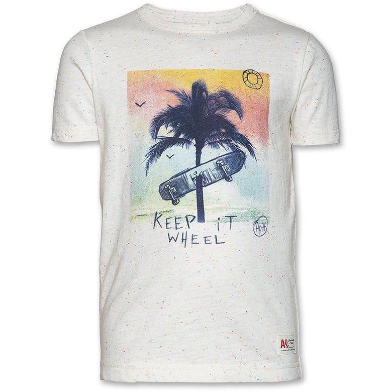T-shirt Weel-Fille-AO76-Maralex Paris