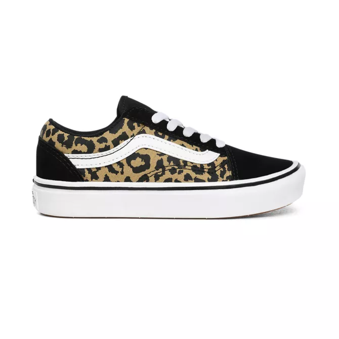 Baskets Vans Old Skool Leopard (4791086219327)
