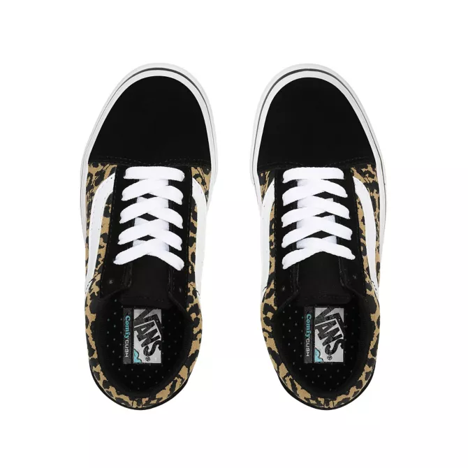 Baskets Vans Old Skool Leopard