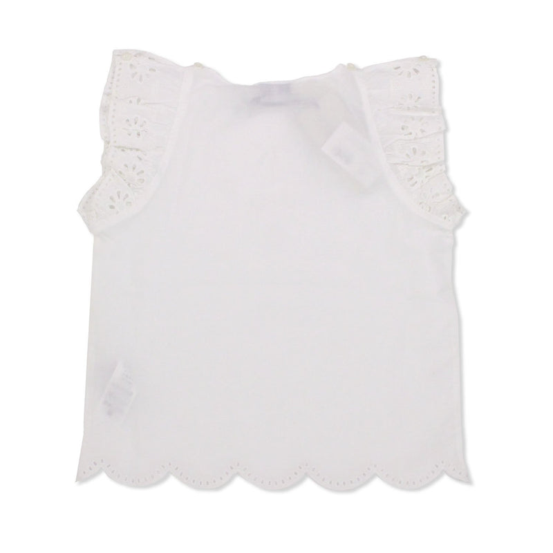 Top Artemis Embro Anglaise-Fille-STELLA MCCARTNEY KIDS-Maralex Paris (1975850926143)