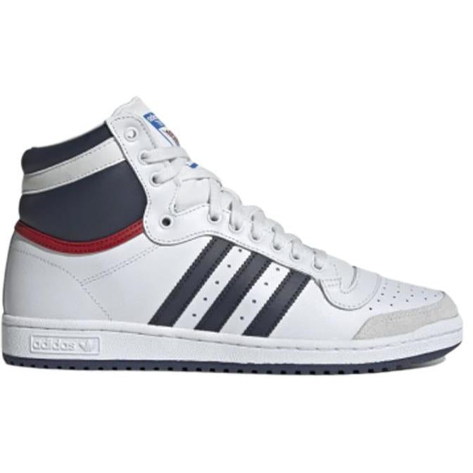 TOP TEN HI WHITE-BASKETS & SNEAKERS-ADIDAS-Maralex Paris