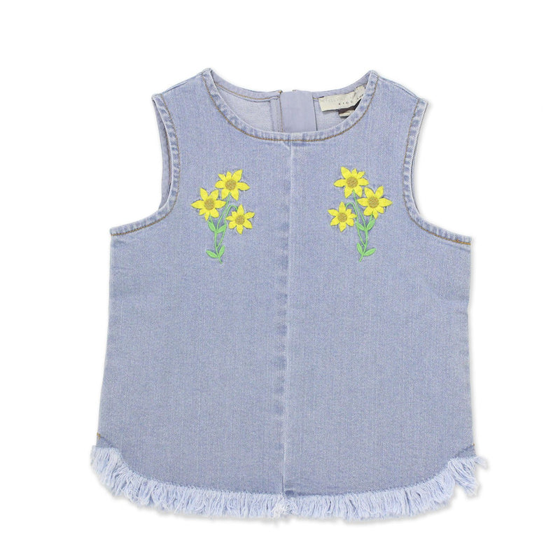 Top Violetta Flowers-Fille-STELLA MCCARTNEY KIDS-Maralex Paris (1975828774975)