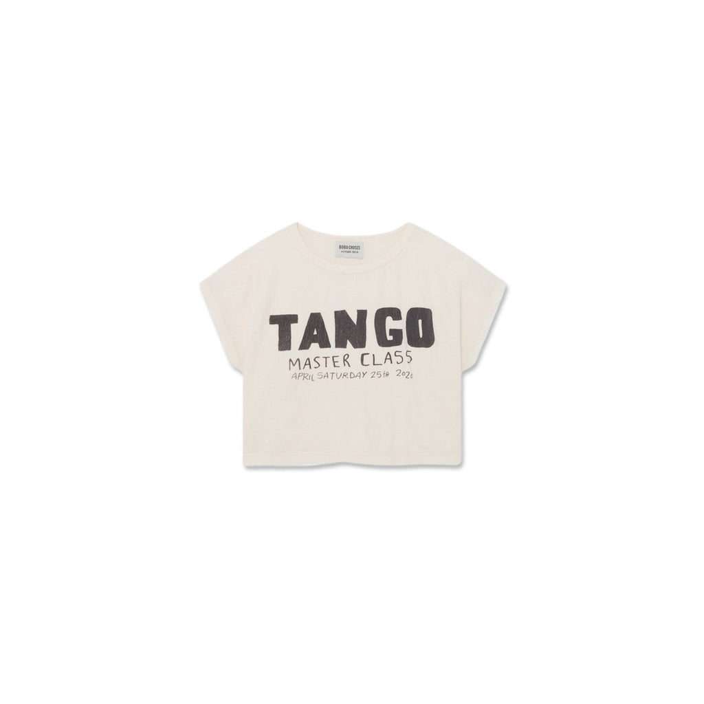 TANGO SHORT SLEEVE T.SHIRT-BOBO CHOSES-Maralex Paris