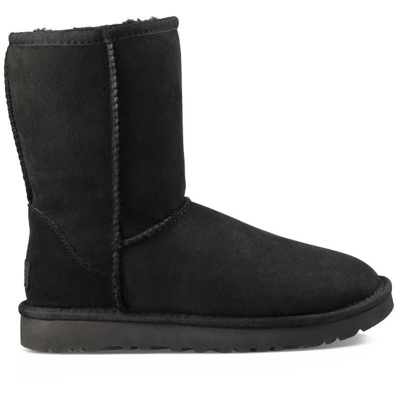 UGG CLASSIC BLACK-BOTTINES & BOOTS-UGG-Maralex Paris