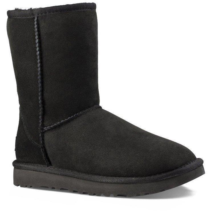 Ugg Classic Black Kids-Fille-UGG-Maralex Paris