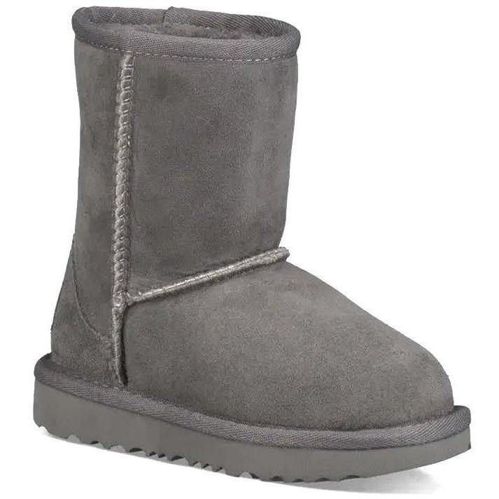 Ugg Classic Grey Kids-Fille-UGG-Maralex Paris