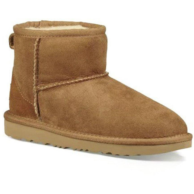 Ugg Classic Mini Chestnut Kids-Fille-UGG-Maralex Paris (1976194957375)