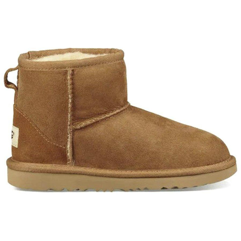Ugg Classic Mini Chestnut Kids-Fille-UGG-Maralex Paris