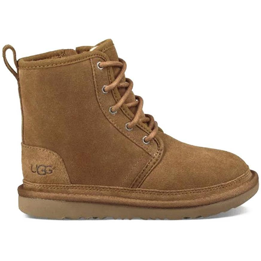 UGG HARKLEY CHESTNUT-BOTTINES & BOOTS-UGG-Maralex Paris