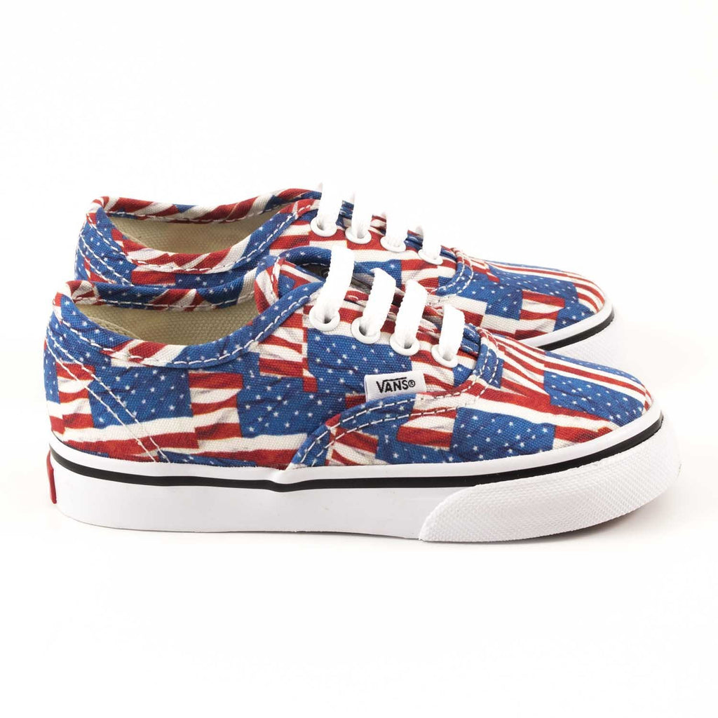 Vans Authentic USA-Fille-VANS-Maralex Paris