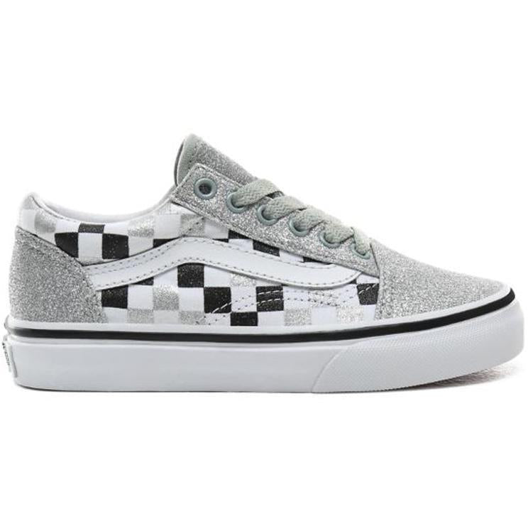VANS OLD SKOOL GLITTER LACES-BASKETS & SNEAKERS-VANS-Maralex Paris