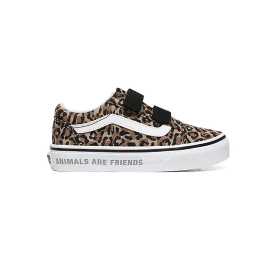 Baskets Old Skool Leopard