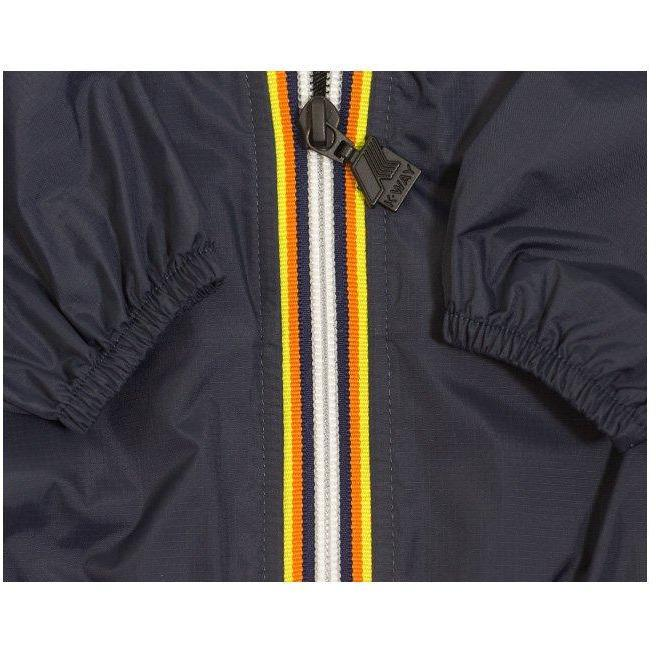 Veste Kway Vrai Claude Marine-Fille-K-WAY-Maralex Paris
