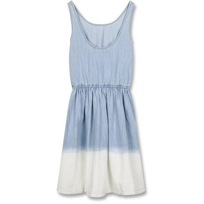 Willow Blue Denim Dress-A trier FASTMAG-FINGER IN THE NOSE-Maralex Paris (1976260296767)