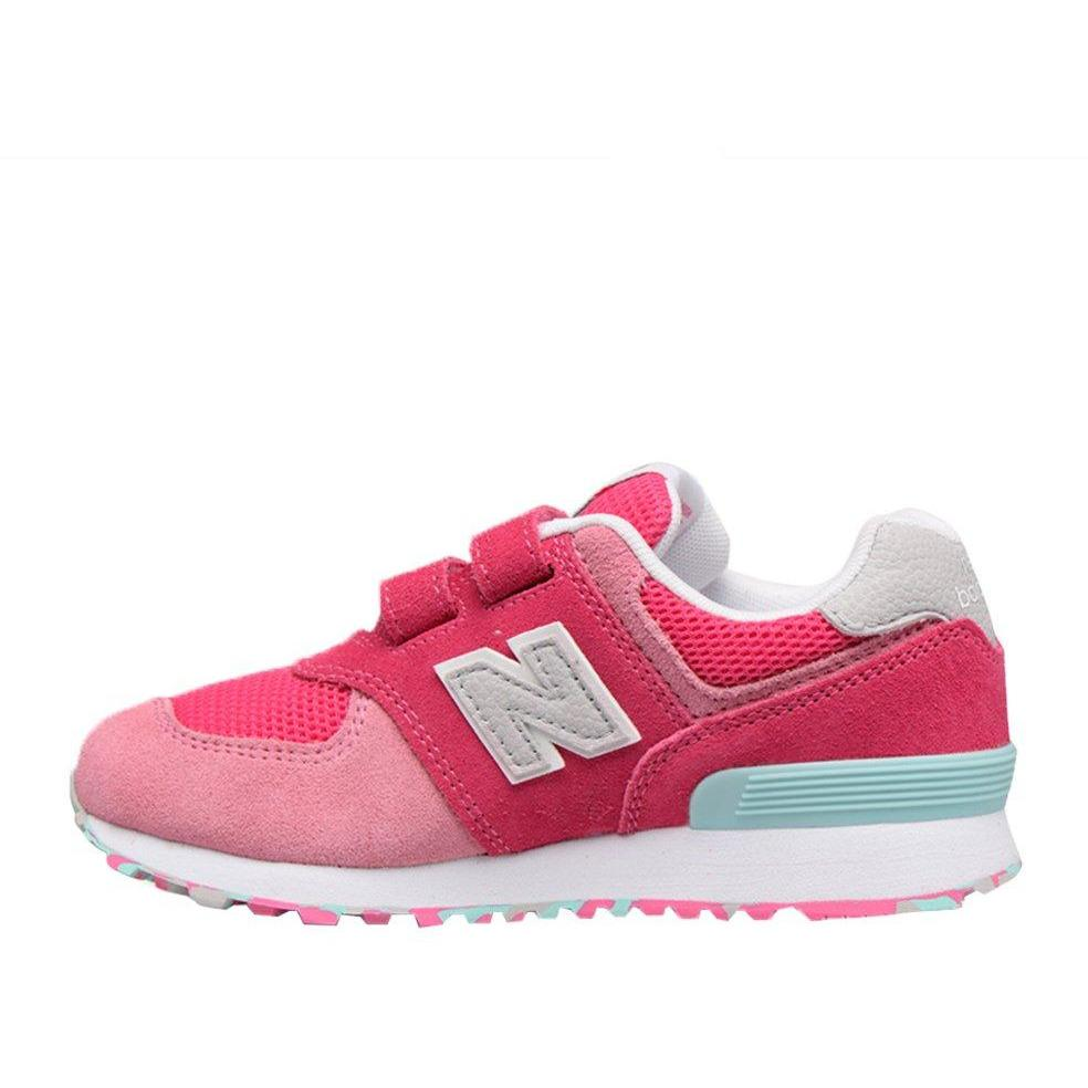 YV574 Light Shale-Fille-NEW BALANCE-Maralex Paris (1976256954431)
