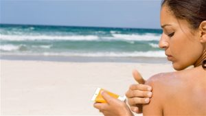 Mineral-based Oxybenzone-free-Sunscreen