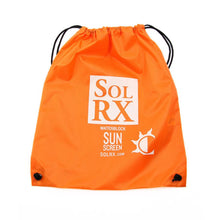 Load image into Gallery viewer, SolRX Drawstring Beach Bag