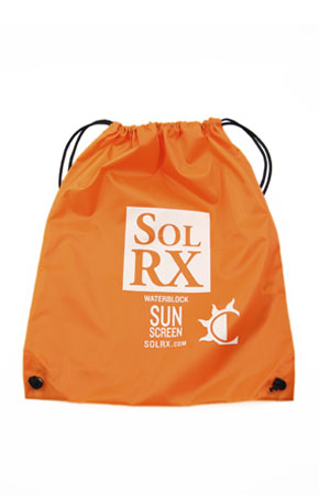 SolRx String Beach Bag