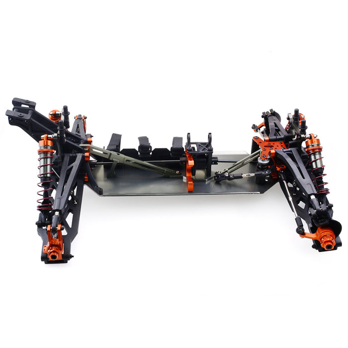 ZD Racing 9021 V3 1/8 4WD 80km/h Brushless RC Car Frame Kit without Electronic Parts