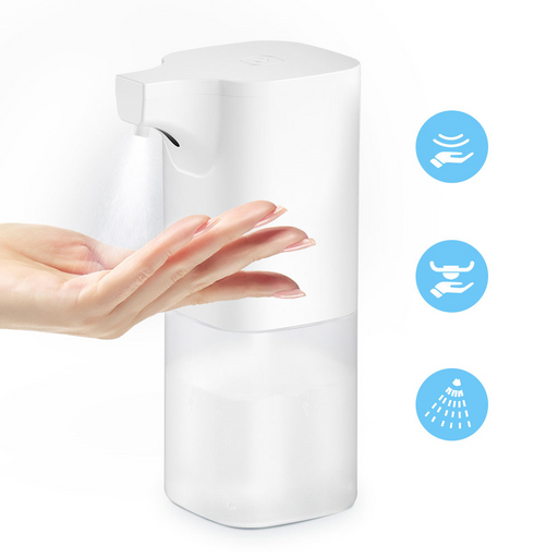 Xiaowei X6S 350ml Automatic Alcohol Spray Dispenser IR Sensor Waterproof Hand Washer Dispenser