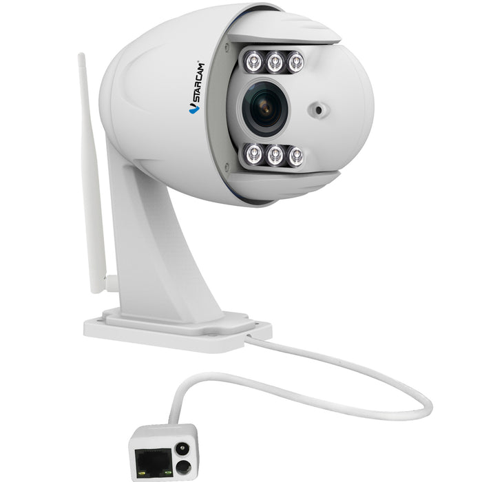 VStarcam C34S-X4 4X Zoom 1080P Wireless PTZ Dome IP Camera Outdoor FHD CCTV Video Security Camera