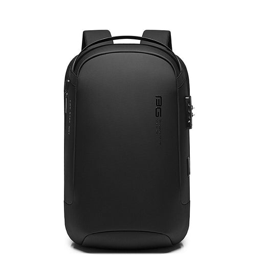 BANGE Anti-theft Backpack Laptop Bag Shoulder Bag USB Charging Men Business Travel Storage Bag for 15.6 inch Notebook BG-7225