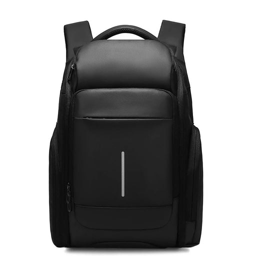 EURCOOL Business Backpack Laptop Bag Travel Shoulders Storage Bag Waterproof Men's Schoolbag for 15.6 inch Notebook XN-0010