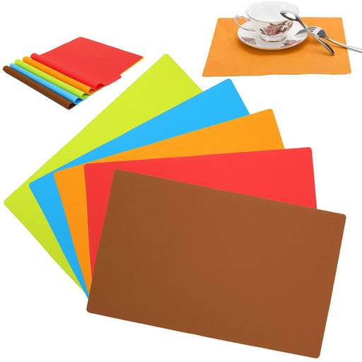 Silicone Extra Large Thick Baking Mat Oven Tray Liner Cake Pizza Pie Bakeware Nonstick Rolling Sheet
