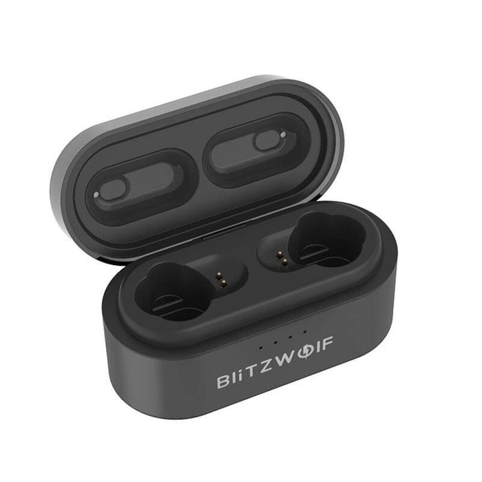 BlitzWolf® BW-FYE7 Charging Box for BW-FYE7 TWS bluetooth 5.0 Earphone (Black)