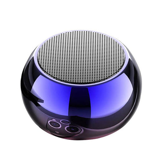 Bakeey Wireless bluetooth 5.0 Speaker HIFI Stereo 360° Surround Sound Bass Boombox Mini Portable Soundbar with Mic
