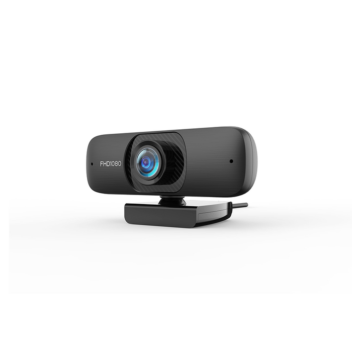 Elebest C60 Webcam FHD 1080P Built-in Mircophone Free Driver Auto Focus 30FPS CMOS 200W 1920x1080 Max Resolution USB2.0 for PC