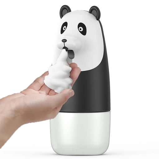 Automatic Foam Soap Dispenser Cartoon Induction Liquid Hand Washing Machine USB Charge Intelligent Foam Hand Washing Tool