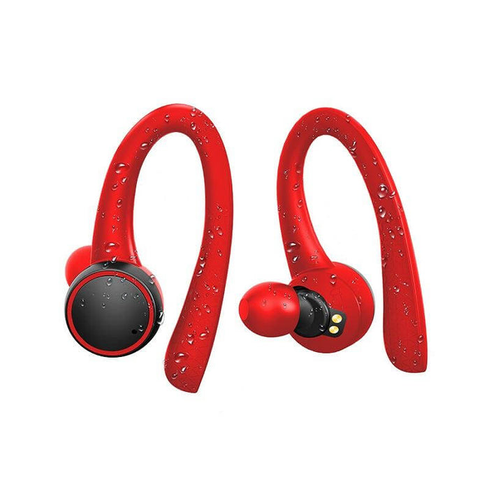 Bakeey T7 Pro TWS Earphone Wireless bluetooth 5.0 Earhooks Silicone Soft Hifi Stereo Sports Headphone with Charging Box