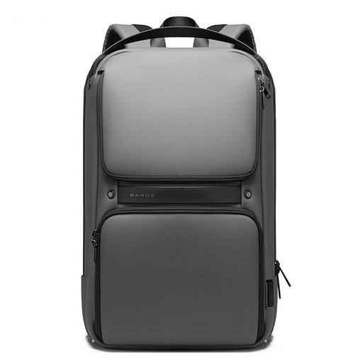 BANGE Car Backpack Laptop Bag Shoulder Bag USB Charging Men Business Travel Storage Bag for 15.6 inch Notebook BG-7261