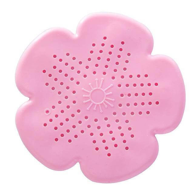 Flower Filter - The Powerful Silicone Sink Stopper