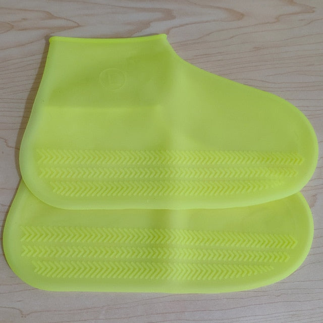 Reusable Latex Waterproof Shoe Covers