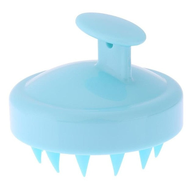 Silicone Scalp Massager (16 Styles)