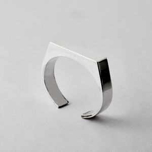 RECTANGLE BANGLE Size L
