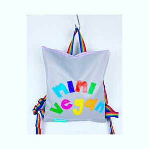 mini me personalised daypack
