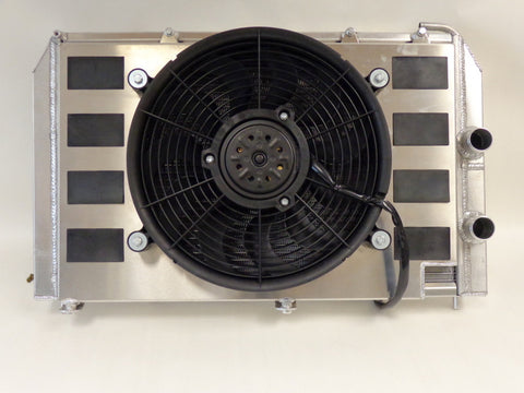 Performance Fan Assembly