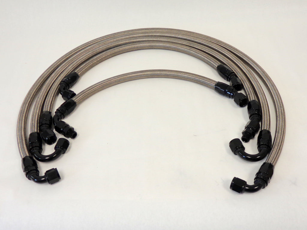 Replacement Oil Cooler Lines by RX8Performance com