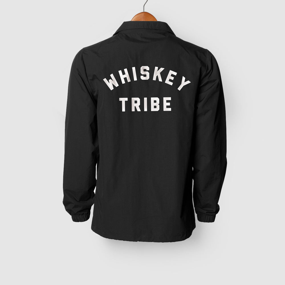 WHISKEY TRIBE COACHES JACKET