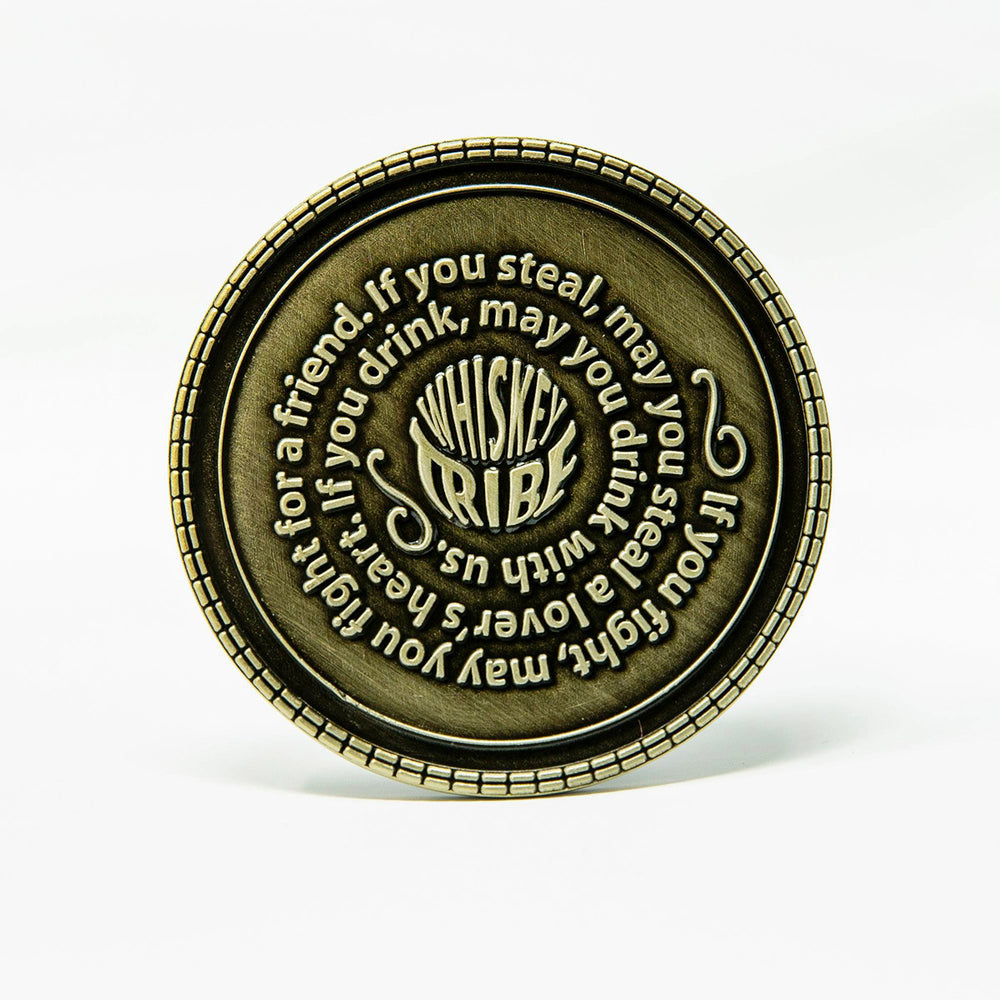 TRIBE TOAST CHALLENGE COIN