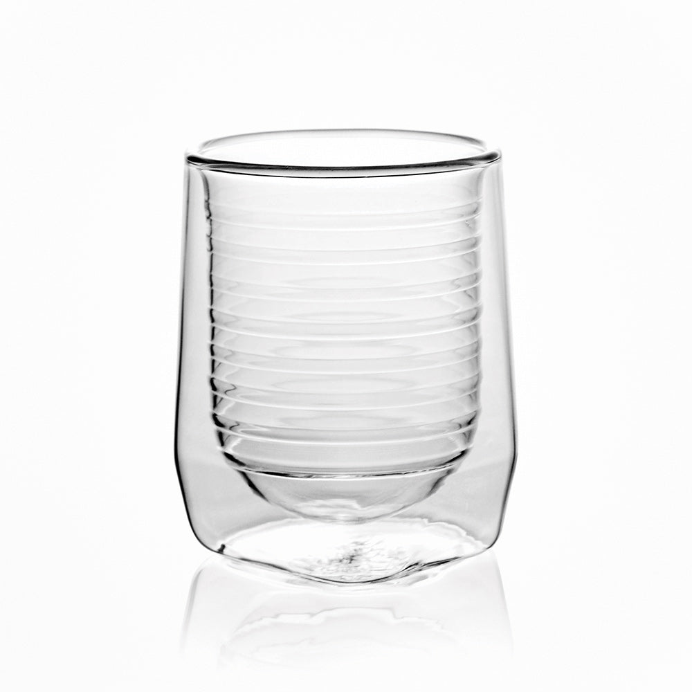 DUO GLASS + ICE-BALL MOLD BY AGED & ORE