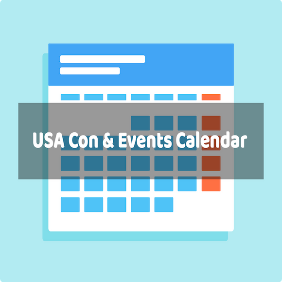 USA Convention and events calendar