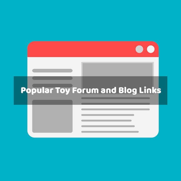 toy forums and blog links