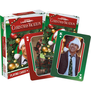 National Lampoon's Christmas Vacation Photos Playing Cards